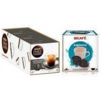 Dolce Gusto Intenso 48 ud +16 ud Compatibles Expresso