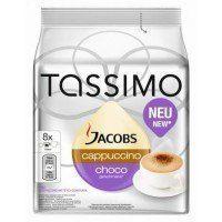 Jacobs Cappuccino Choco 8 bebidas