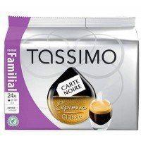 Tassimo Carte Noire Long Classic Familiar 24 Td