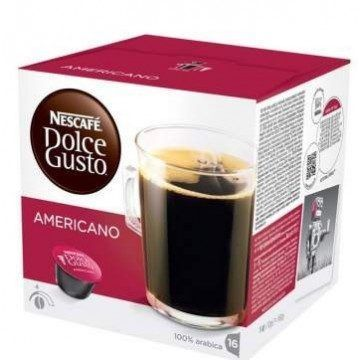 Nescafe Dolce Gusto Caffè Americano 16 Ud