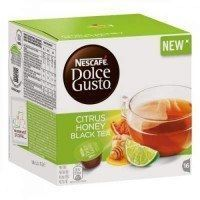Nescafe Dolce Gusto Gusto Citrus Honey Black Tea 16 Bebidas