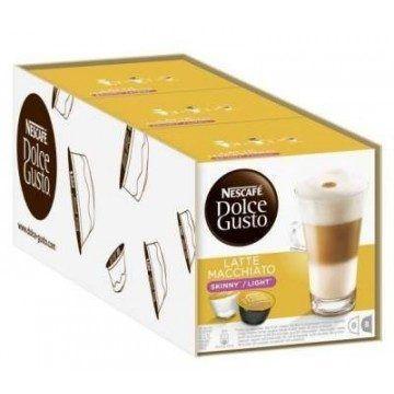 Dolce Gusto Latte Macchiato Light 3 Packs 4,4 Ud