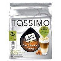 Nuevo Tassimo Carte Noire Caramel Macchiato 8 bebidas
