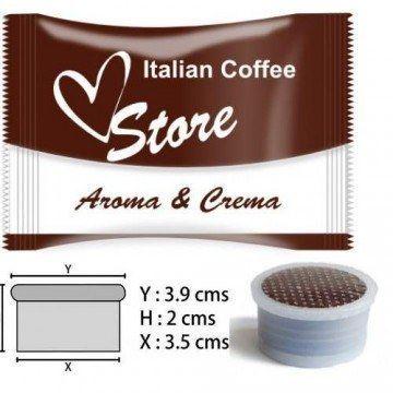 Cafe Lavazza Espresso Point Aroma y Crema 50 ud