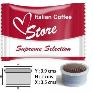 Espresso Point Supreme Selection Reffinato 50 ud