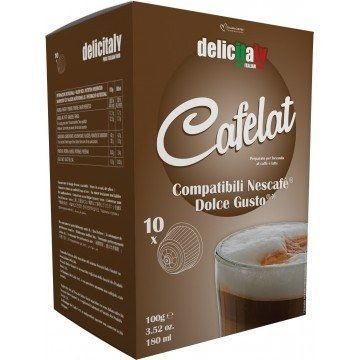 Delicitaly Dolce Gusto®* Cafe Leche 10 Ud