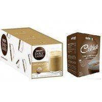 Café Con Leche 48 ud +10 ud Compatibles Cafe Con leche