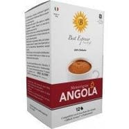 Caffitaly®* Angola 100% Robusta 12 Ud