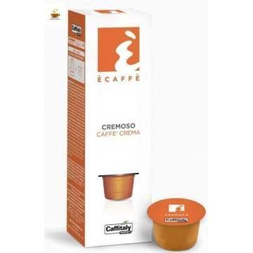 Caffitaly Ecaffe Cremoso Caffe Crema 10 Ud
