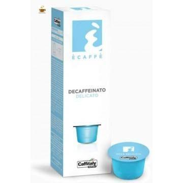 Caffitaly Ecaffe Delicato Descafeinado 10 Ud