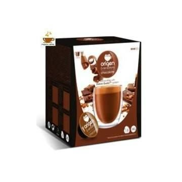 Origen Sensations Chocolate 16 Capsulas