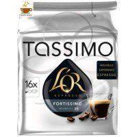 Tassimo  L`Or Espresso Fortissimo  16 td