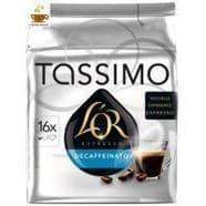 Tassimo L`Or Espresso Descafeinado 16 td