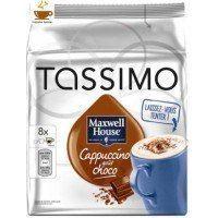 Tassimo Maxwell House Cappuccino Choco 8 bebidas