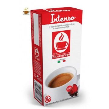 Tiziano Bonini Nespresso®* Intenso 10 ud