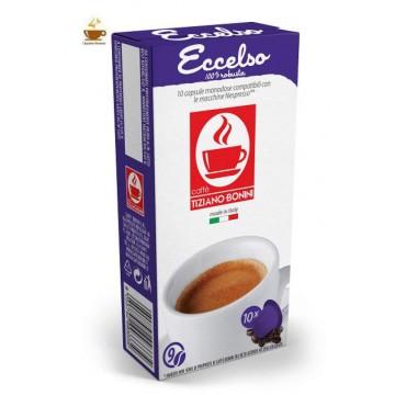 Tiziano Bonini Nespresso®* Eccelso 10 ud