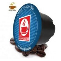 Compatible Lavazza Blue®*-In Black Descafeinado 100 Ud