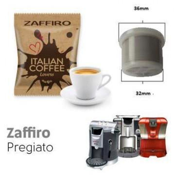 Espresso Cap/Due/Gimoka/Squesito Compatible Zaffiro 50 ud