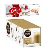 Dolce Gusto Cafe Con Leche 3 Packs+Galletas
