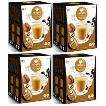 Origen Dolce Gusto Cafe con Leche 64 Capsulas