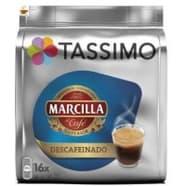 Tassimo Marcilla Descafeinado 16 bebidas