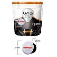 Uno Espresso System Kimbo Dolce 100% Arábica 16 bebidas