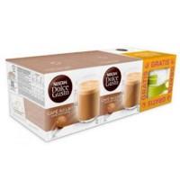 Dolce Gusto Café con leche 32 Ud + 1 Taza gratis