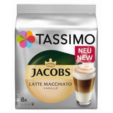 Capsulas Tassimo Jacobs Latte Machiatto Vanilla