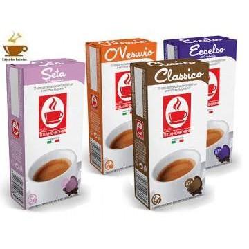 Bonini Nespresso®* Degustacion Classico 40 ud