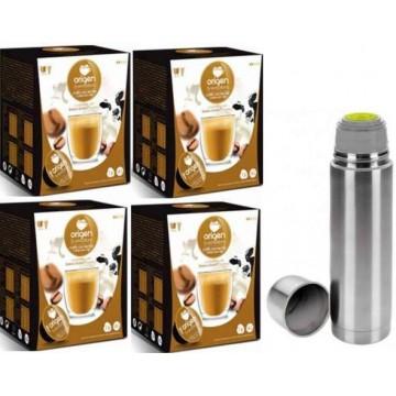 Origen Cafe con Leche 64 Ud 1 Termo Líquidos