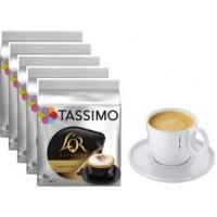 L`Or Capuchino 5 ud + 1 Taza Tassimo