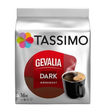 Tassimo Gevalia Dark Mörkrost 16 babidas