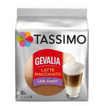 Tassimo Gevalia Latte Macchiato Light 8 bebidas