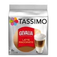 Tassimo Gevalia Latte Macchiato 8 bebidas