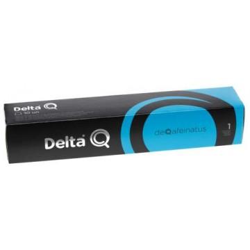 Delta Q(*) Deqafeinatus Suave 10 ud