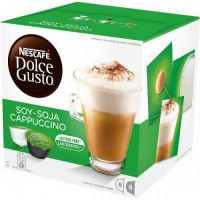 Nescafe Dolce Gusto Cappuccino Soja 16 Ud