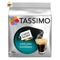 TASSIMO LONG AROMATIQUE 16 T DISCS