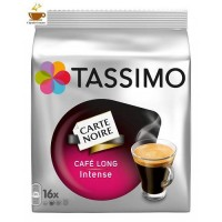 TASSIMO CARTE NOIRE CAFE LONG INTENSO 16TD