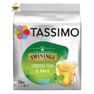 CAPSULAS TASSIMO TWININGS 5.99 PACK 16 T DISCS