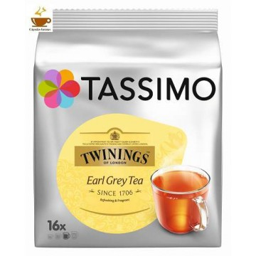 Tassimo Te Twinings Earl Grey 16 Bebidas