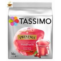 TASSIMO TWININGS FRUTAS DEL BOSQUE 16 CAPSULAS