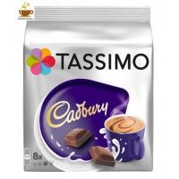 TASSIMO CADBURY CHOCOLATE 16 TD