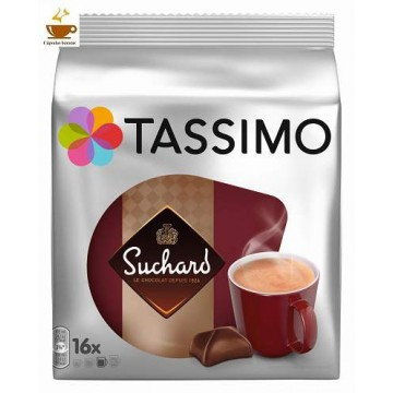 Tassimo Cacao Suchard 16 Bebidas