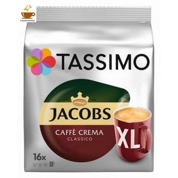 Tassimo Jacobs Caffè Crema Xl 16td