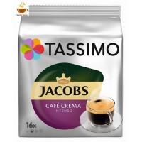 TASSIMO JACOBS CAFFÈ CREMA INTENSO 16TD