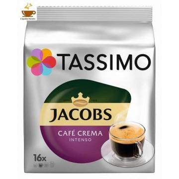 Tassimo Jacobs Caffè Crema Intenso 16 Bebidas