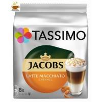 Tassimo Jacobs Caramel Macchiato 8 bebidas