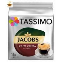Tassimo Jacobs Caffè Crema Classico 16td