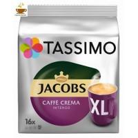 Tassimo Jacobs Caffè Crema Intenso XL 8 Bebidas