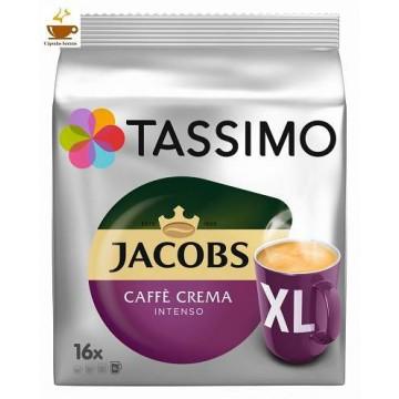 Tassimo Jacobs Caffè Crema Intenso XL 16 Bebidas